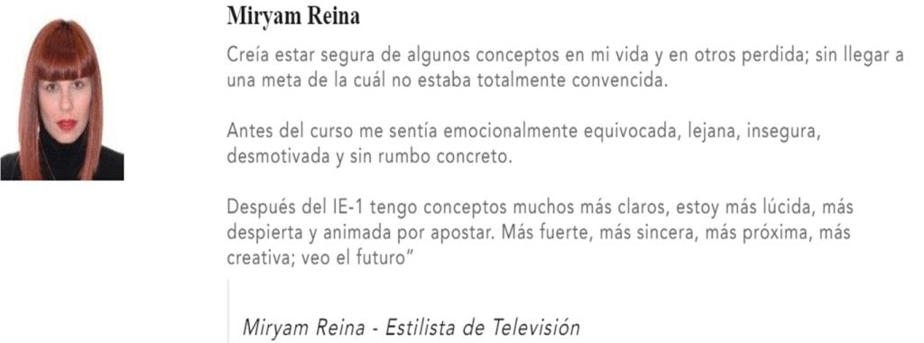 Miryam Reina IE1