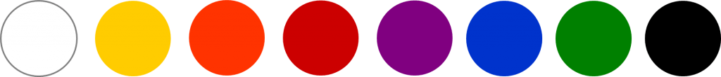 8 Colores