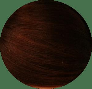 Cabello castaño
