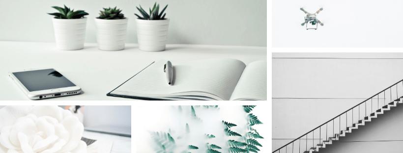 Psicología del Color Blanco
